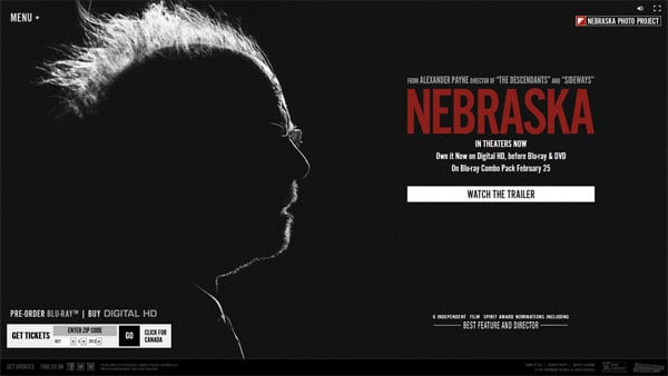 Movie Websites: American Drama Nebraska