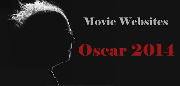 Movie Websites Oscar 2014