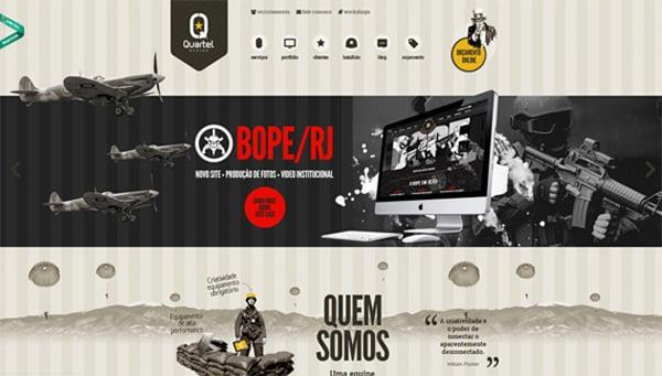40 Retro Websites with a Spirit of Nostalgia