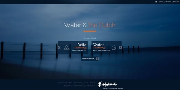 Water & the Dutch