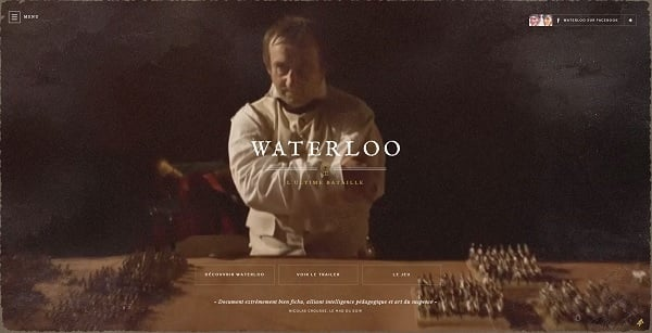 Waterloo le Film