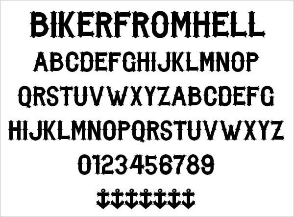 Biker form Hell