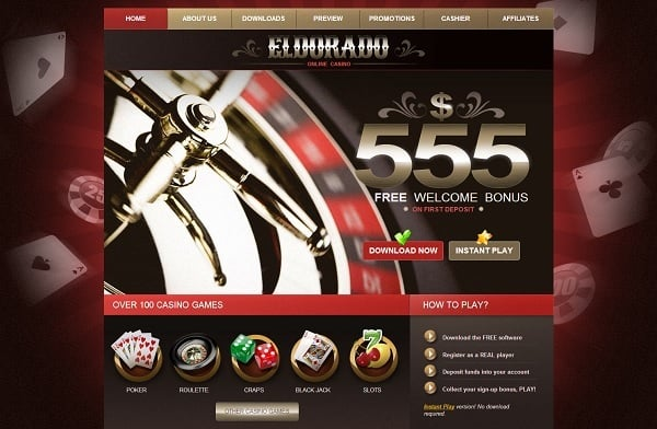 Gambling in Gaming Website Templates