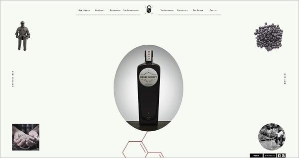Rogue Society Gin