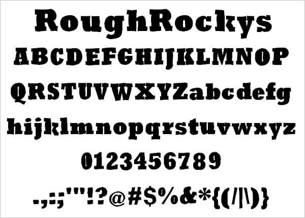 Rough Rockys