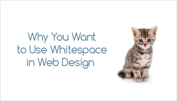 Whitespace in Web Design