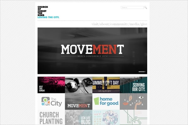 Learn how to create church website