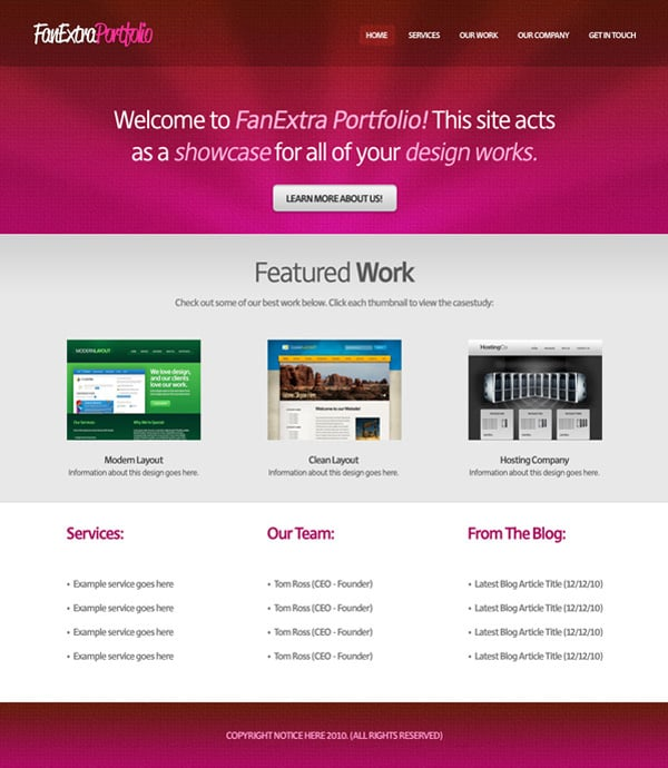 Design Websites in Photoshop – 50 Step-by-Step Tutorials