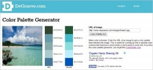 DeGraeve Color Palette Generator