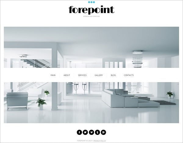 Interior design website templates will spice up your life for Interior decorating ideas websites