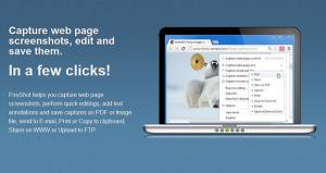 Firefox Screenshot Capture Addons - FireShot