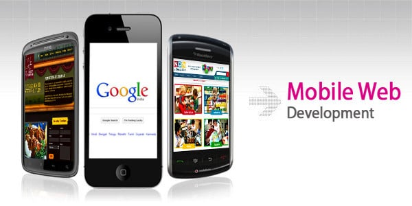 Mobile Web Development Technology Trends