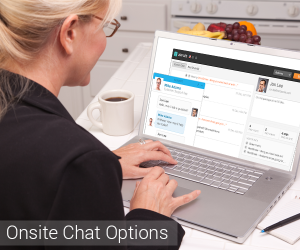 Web Design Trends 2015 Chat Options