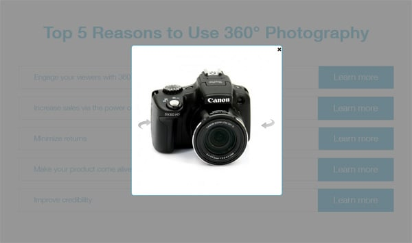 Rotary View Image Rotation Plugin