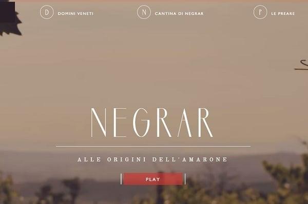 Combining Fonts - Cantina Negrar