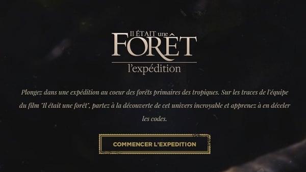 Combining Fonts - Il Etait une Foret