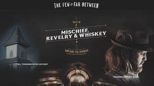 Combining Fonts - Jack Daniels Barstories