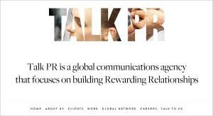 Combining Fonts - TalkPR