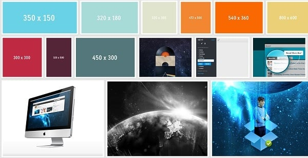 jQuery Grid Gallery Plugins - CollagePlus