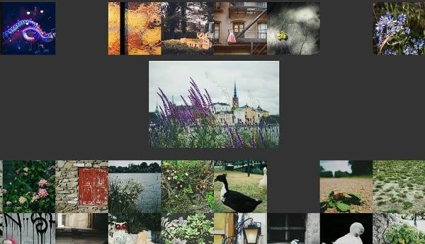 jQuery Grid Gallery Plugins - Flipgrid
