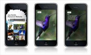 mobile web design 2015