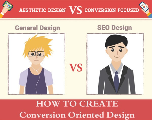 Conversion Oriented Design Tips