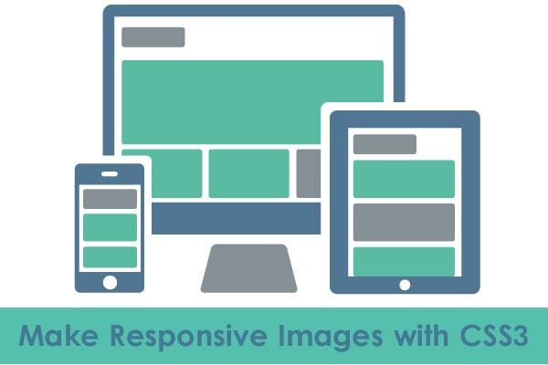 make responsive images main