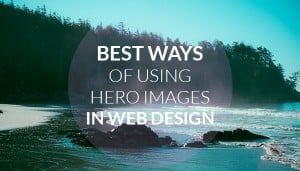 Hero Images Web Design - main
