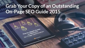 On Page SEO Guide 2015 - main
