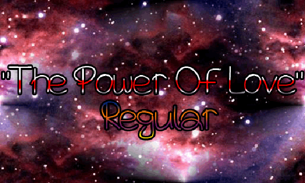 The Power Of Love Font