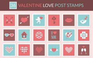 Best valentines freebies - 10
