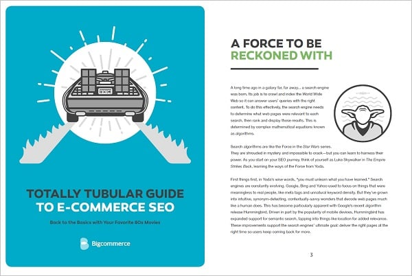SEO Books - Totally Tubular Guide to E-Commerce SEO