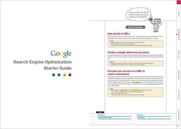 SEO Books - Google Search Engine Optimization Starter Guide
