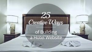 Building a Hotel Website - Main