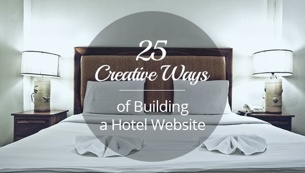 Building a Hotel Website - Main