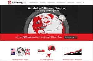 Fulfillment Website