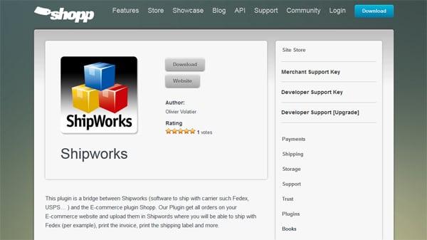 Shipworks Software