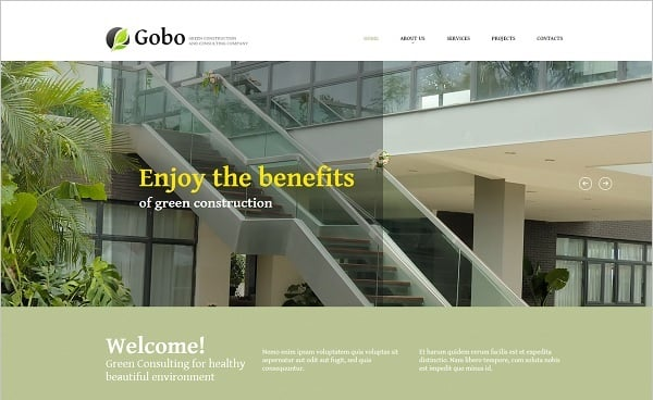 Creating a Website for Your Construction Business - Green Construction