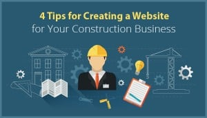 Creating a Website for Your Construction Business - main