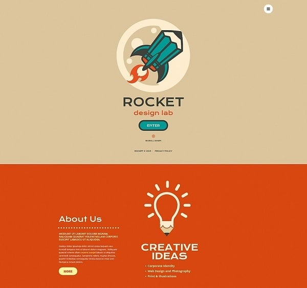 illustration website design inspiration - 54628