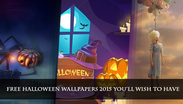 free halloween wallpapers 2015 - main