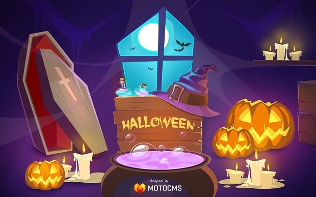 free halloween wallpapers 2015 - MotoCMS