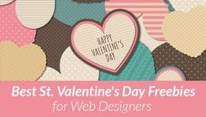 St. Valentine's Day Freebies - main