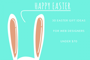 Easter Gift Ideas for Web Designers - main