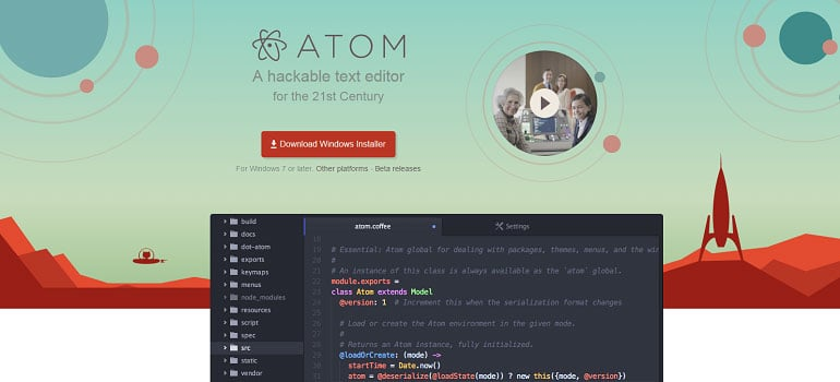 best-code-editors-for-laravel-atom