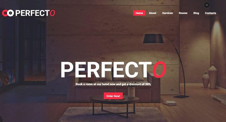 create-a-hotel-website-perfecto