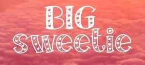 Handwritten fonts 2017 - Big Sweetie