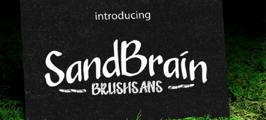 Best handwritten fonts 2017 - SandBrain