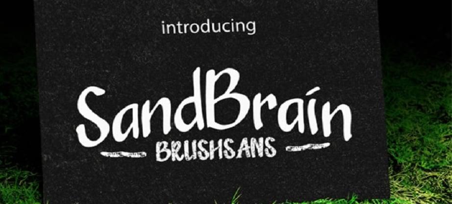 Best handwritten fonts 2017 - SandBrain