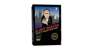 Gifts for web developers - mafia cards